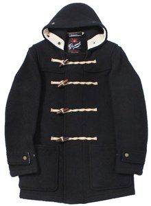 Gloverall Gifts For Him Men's Jacket New Pea Coat