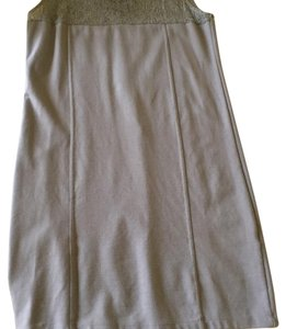 BCBGMAXAZRIA short dress Gray on Tradesy