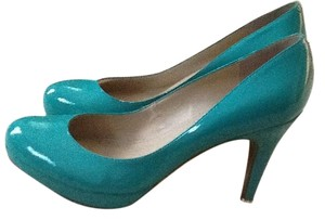 Marc Fisher Turquoise Pumps
