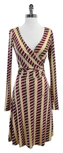 ISSA London short dress Multi Color Print Silk Wrap on Tradesy
