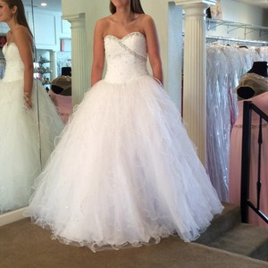 Paparazzi Wedding Dress
