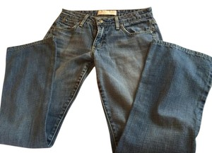 Paper Denim & Cloth Straight Leg Jeans-Light Wash