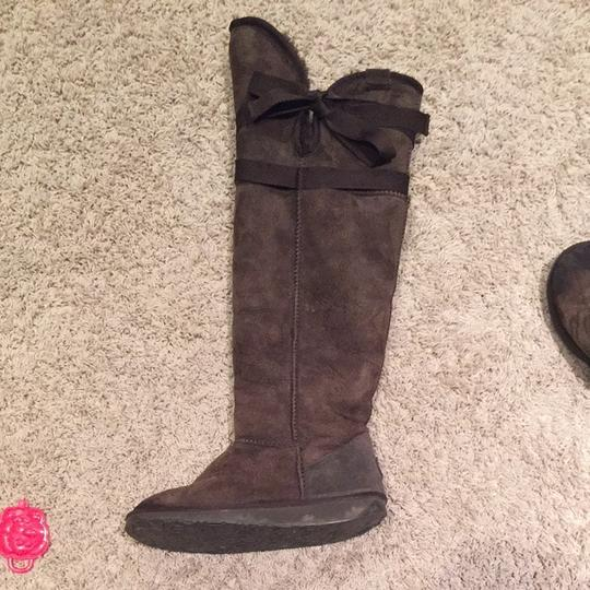 EMU Australia Dark Brown Boots