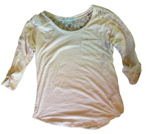 Maurices T Shirt Light Cream