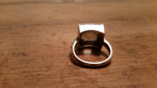 Purchased at Bloomingdales Vintage Sterling Silver Smokey Topaz Ring