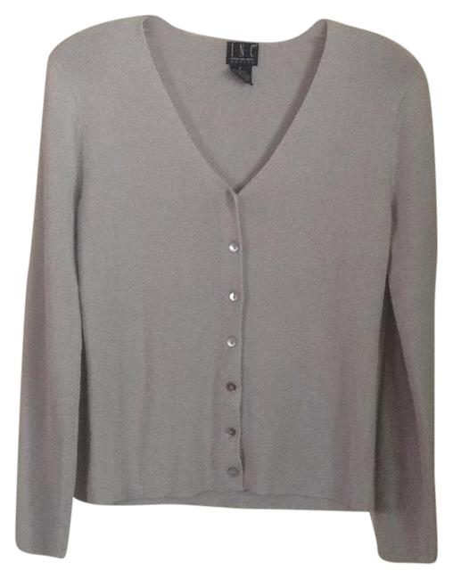 Preload https://img-static.tradesy.com/item/15842464/inc-international-concepts-silver-cardigan-size-petite-6-s-0-1-650-650.jpg