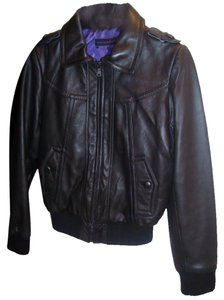 Knoles & Carter Leather Leather Jacket