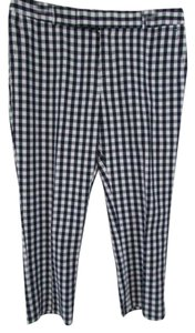 Banana Republic Cropped Capri/Cropped Pants Checkered