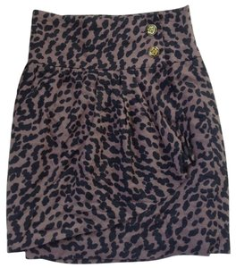 Urban Outfitters Skirt Animal Print