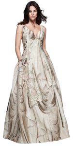 H&M Conscious Conscious Collection Gown Dress