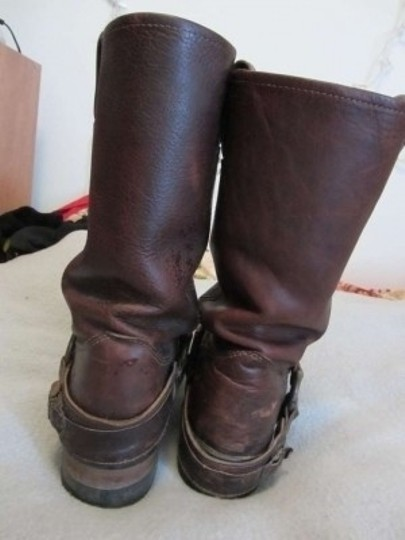 Frye Chestnut brown Boots