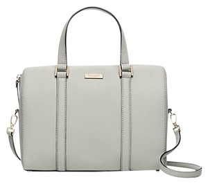 Kate Spade Satchel in Light Smoke