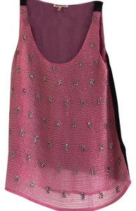 Juicy Couture Top Pink and Black