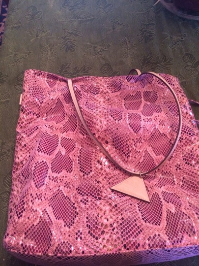 Sorial Tote in Pink