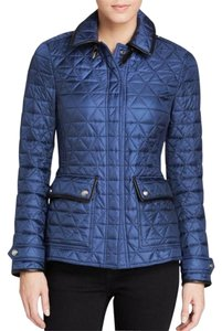 Burberry Brit Steel Blue Jacket