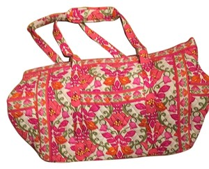 Vera Bradley Lori Bell Travel Bag