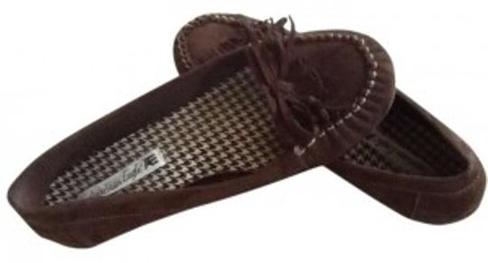 Preload https://item1.tradesy.com/images/american-eagle-outfitters-dark-brown-flats-size-us-8-158440-0-0.jpg?width=440&height=440