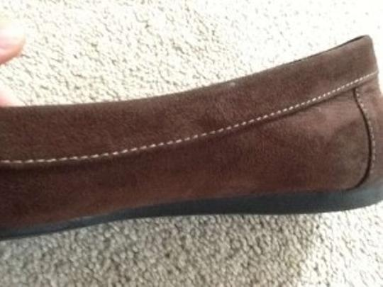American Eagle Outfitters Dark Brown Flats