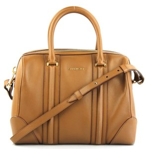Givenchy Tote in Saddle Brown
