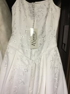 New Designer Stunning Gown With Tags Wedding Dress