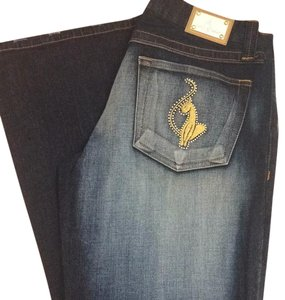 Baby Phat Flare Leg Jeans