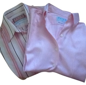 Thomas Pink Top One Pink & One Striped