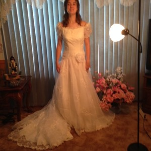 & Other Stories Wedding Dress