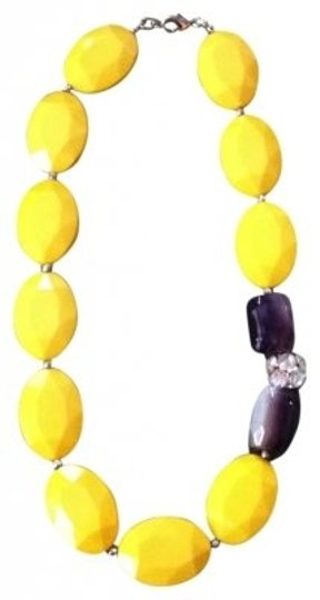 Preload https://item3.tradesy.com/images/sabine-yellow-beaded-statement-necklace-158462-0-0.jpg?width=440&height=440
