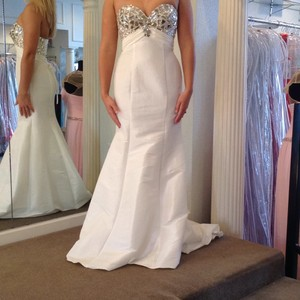 Night Moves Prom Collection Wedding Dress