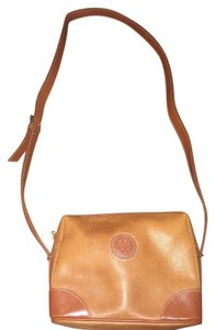 Liz Claiborne Brown Messenger Bag