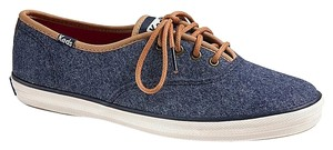 Keds Sneakers Purple Canvas Casual Blue Athletic