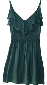 Rebecca Taylor short dress Green (kelley green) on Tradesy