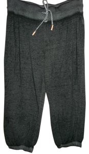 Maurices Maurices Cropped French Terry Sweatpants with Cinching