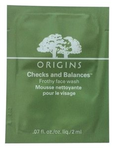 Origins Origins Checks and Balances Frothy Face Wash Sample Packet