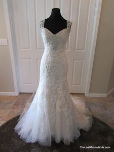 Kenneth Winston 1622 Wedding Dress