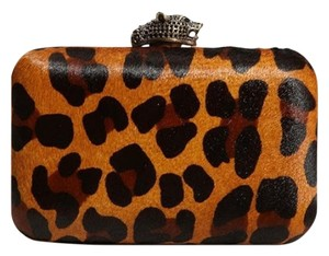 House of Harlow 1960 Leopard Clutch