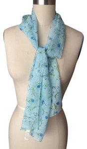 Soft Chiffon Scarf Made in Italy