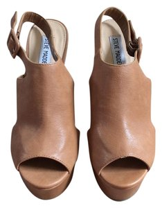 Steve Madden Brown Mules