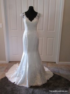 Justin Alexander 8730 Wedding Dress