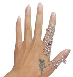 Other BRAND NEW Crystal Lace Style Udjustable Ring
