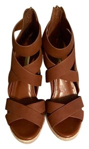 BCBGeneration Toffee Toffee/Brown Wedges