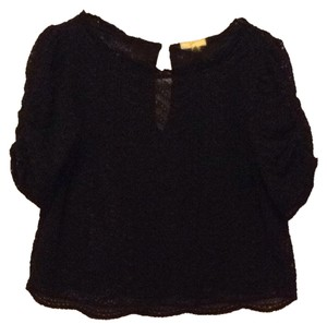 Joie Top Midnight Black