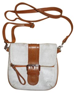 Tano Leather Cross Body Bag