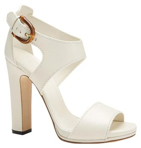 Gucci Lifford Leather Sandal Platforms