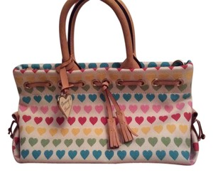 Dooney & Bourke Tote in Multi-color