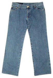 Gucci Designer Denim Straight Leg Jeans