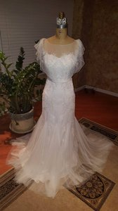 Alma Novia 8b1a3pedrt01340 Wedding Dress