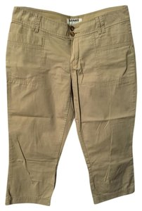 Old Navy Capris Tan