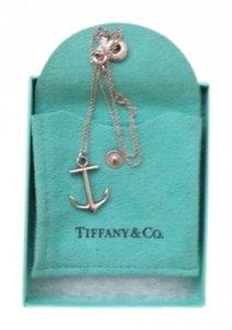 Tiffany & Co. Tiffany & Co Anchor Pendant NLA!