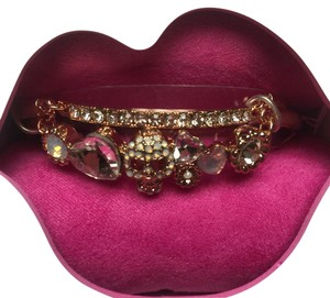 Betsey Johnson Bracelet Set